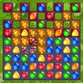 Скриншот игры Долина Самоцветов