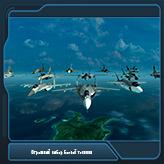 Скриншот из игры Battle of Warplanes