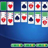 Скриншот из игры Пасьянс Косынка