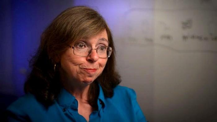 Одна из самых умных женщин в мире.